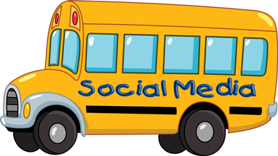 Get on the Social Media Bus